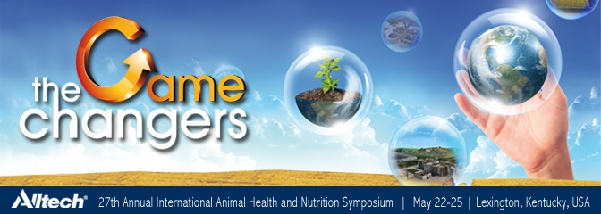 The Alltech 27th Annual International Animal Health & Nutrition Symposium