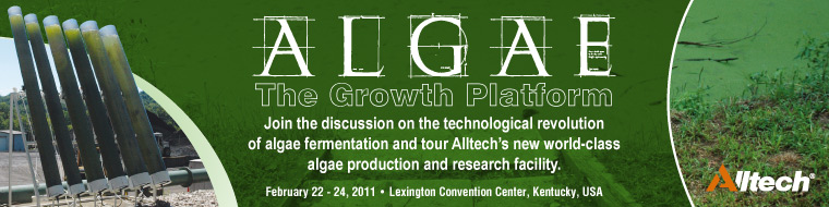 The Alltech First Annual Algae Conference