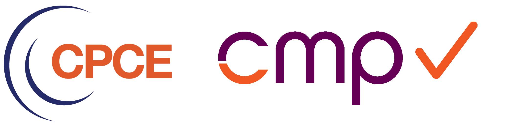 CPCE-CMP combined logo