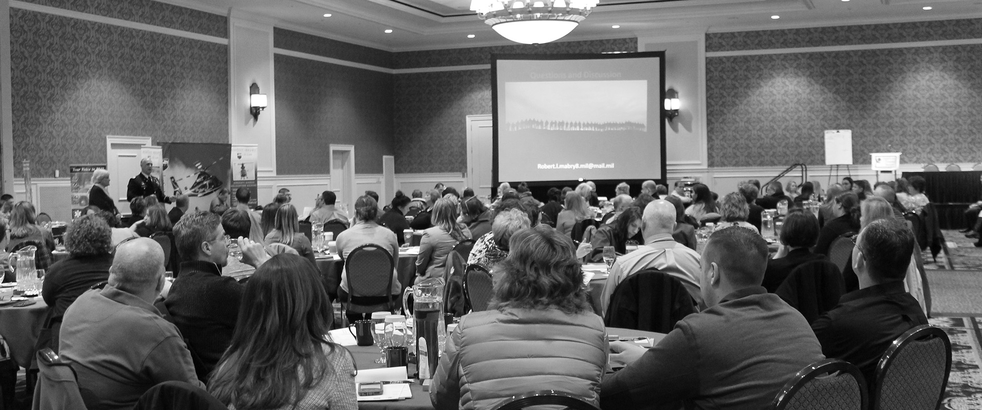 ATSPA Conference - Fostering Resiliency in the Trauma Community - Sponsors