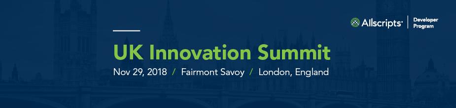 UK Innovation Summit
