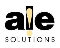 ALE Logo - White