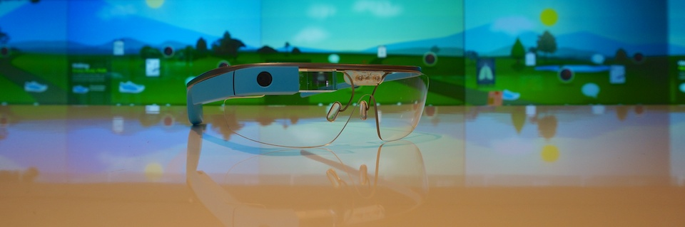 Google Glass at Center for Total Health 32219