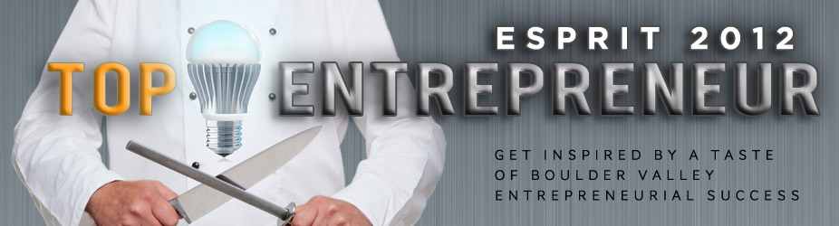 Esprit Entrepreneur 2012
