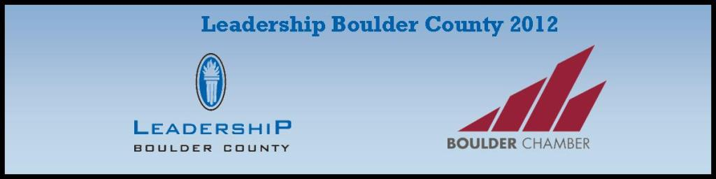 Leadership Boulder County 2012