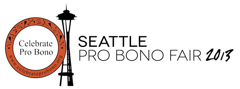 Seattle Pro Bono Fair 2013