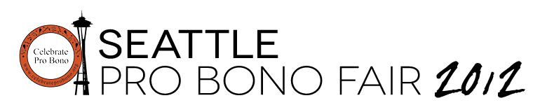 Seattle Pro Bono Fair 2012