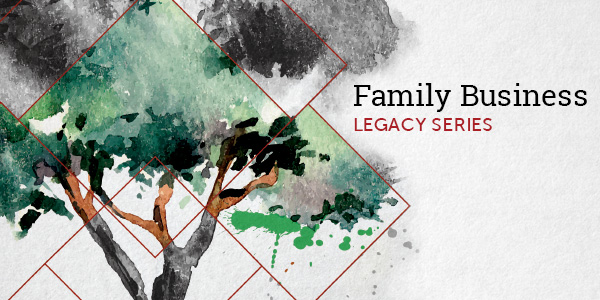 Legacy Series | The Non-family CEO in the Family Business