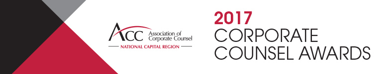 2017 Corporate Counsel Awards Reception