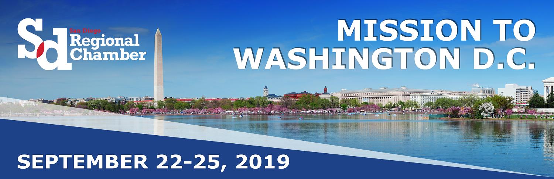 2019 Mission to Washington, D.C.