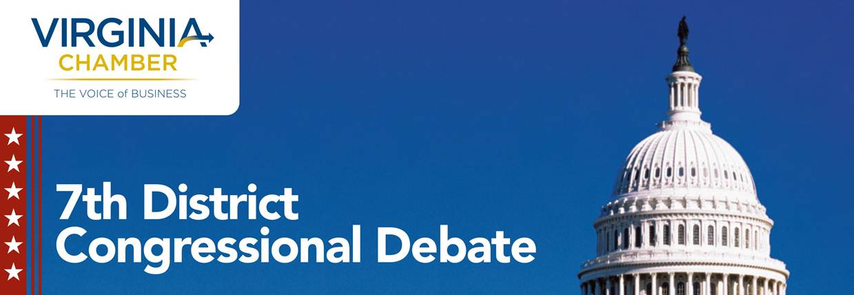 7th District Debate Banner