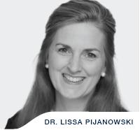 Dr. Lissa Pijanowski