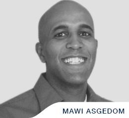 Mawi Asgedom