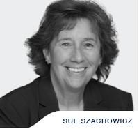 Sue Szachowicz