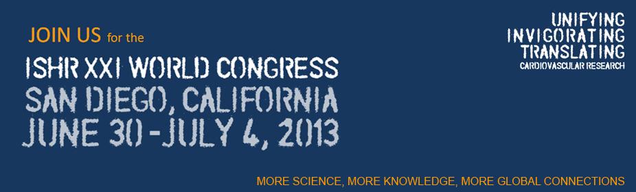 ISHR XXI World Congress