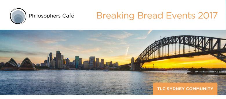 Philosophers Cafe Sydney - 10 August 2017