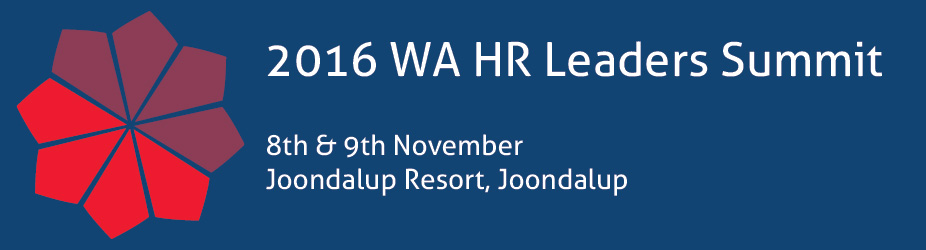 2016 WA HR Leaders Summit