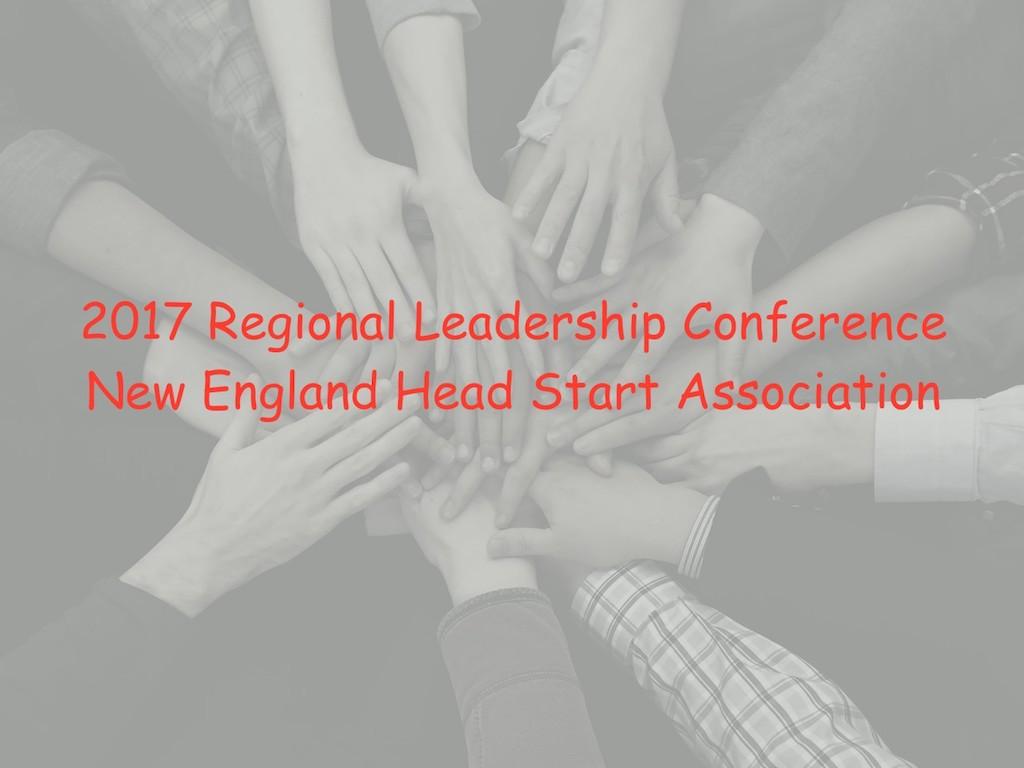 NEHSA 2017 Regional Leadership Conference