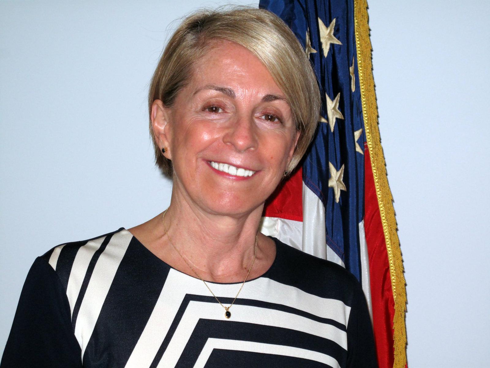 Ann Linehan, OHS Deputy Director  2