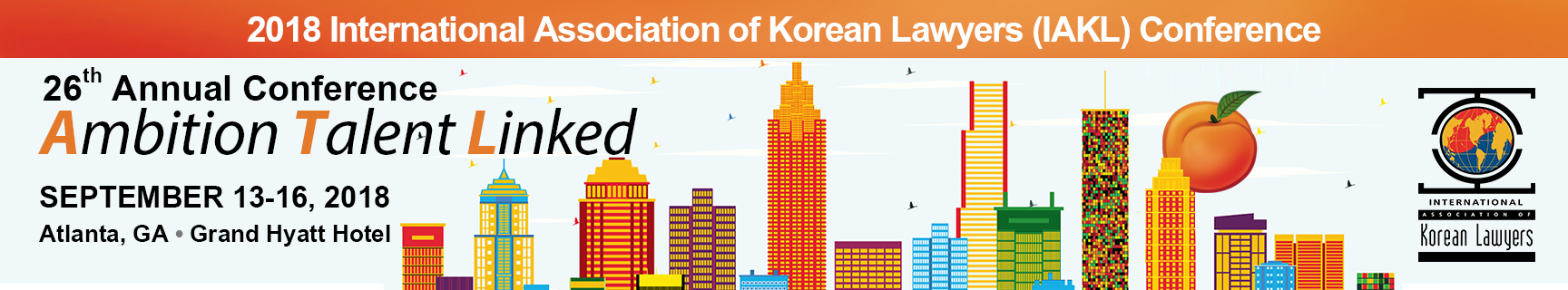 2018 International Association of Korean Lawyers Conference
