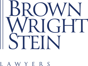 Brown Wright Stein Lawyers - logo