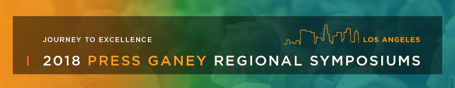 2018 Press Ganey Regional Symposium: Los Angeles