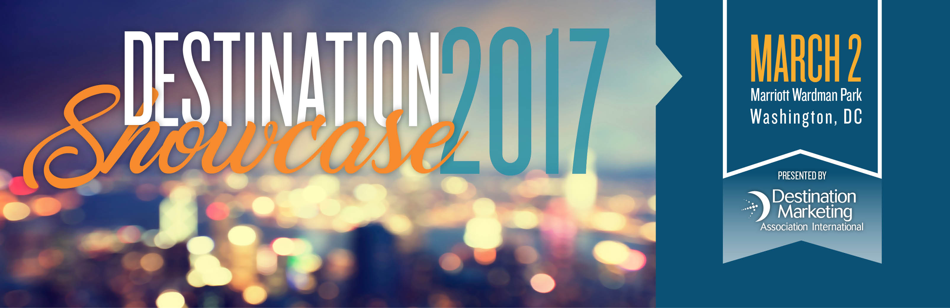 Destination Showcase 2017