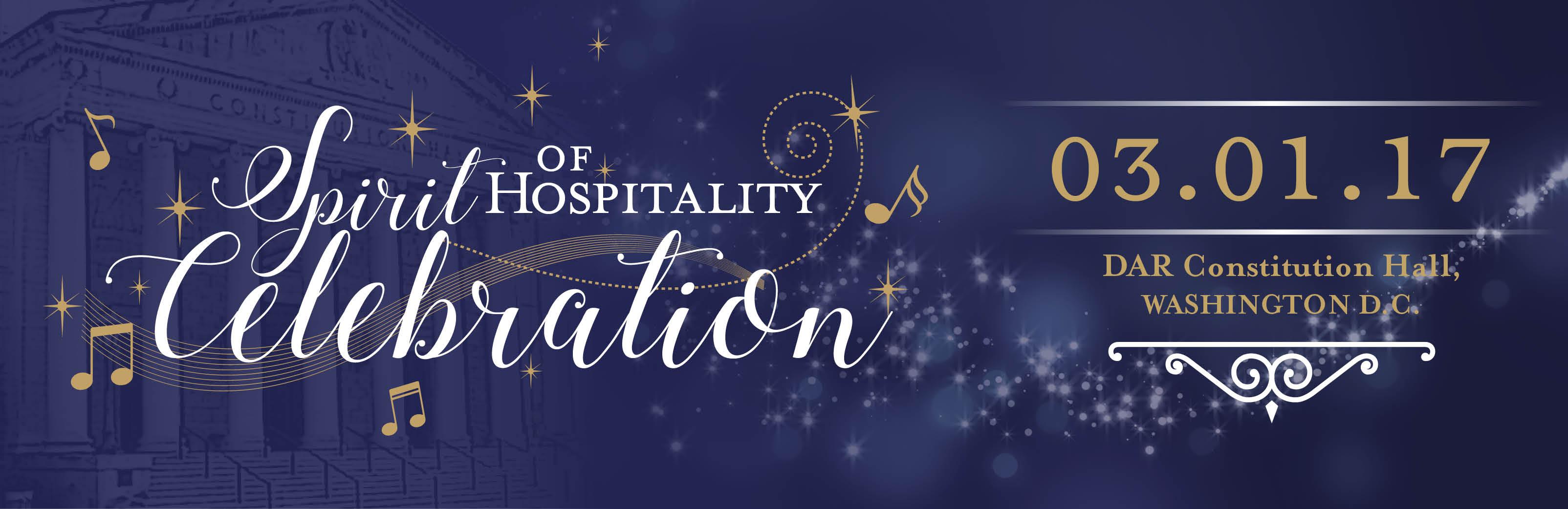 Spirit of Hospitality Celebration