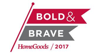 bold & brave logo