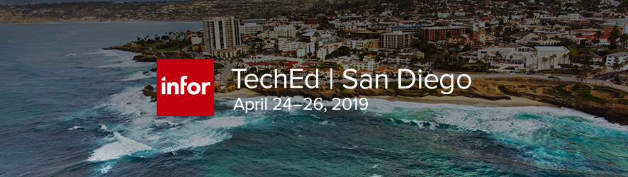 Infor TechEd San Diego 2019