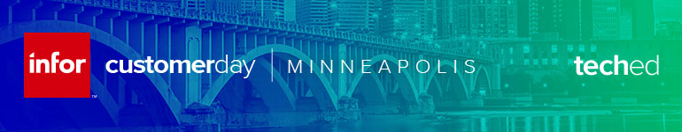 Infor Customer Day | TechEd Minneapolis