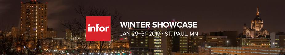 Winter Showcase 2019