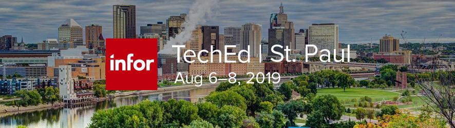 Infor TechEd Saint Paul 2019