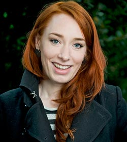 Dr. Hannah Fry - Mathematics Professor &<br /> Human Behavior Expert