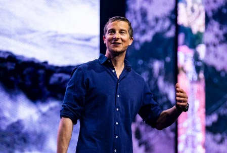 Be inspired by speakers with real-world experience