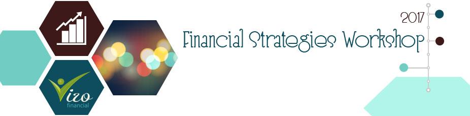 2017 Financial Strategies Workshop