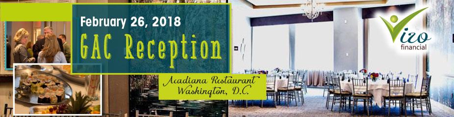 2018 GAC Reception