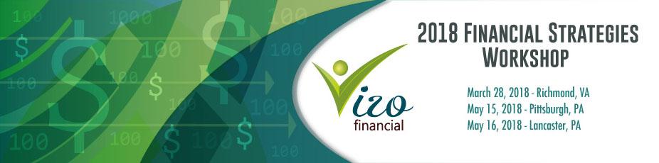 Vizo Financial's 2018 Financial Strategies Workshop