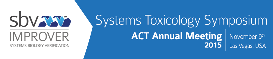 Systems Toxicology Symposium
