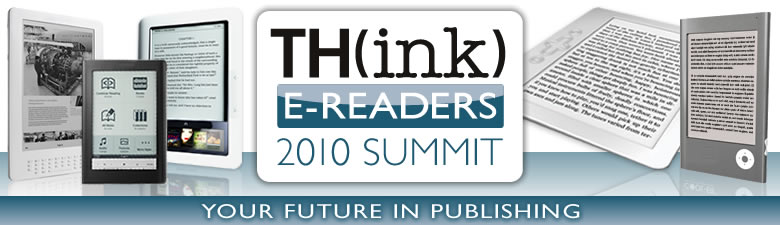 TH(ink) E-readers 2010 Summit