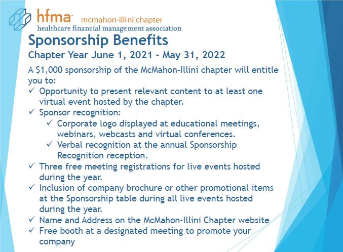 Sponsorship Benefits 21