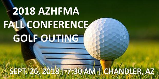 AzHFMA 2018 Fall Conference Golf Tournament