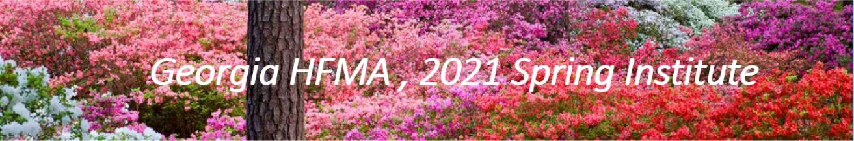 Georgia HFMA 2021 Spring Institute
