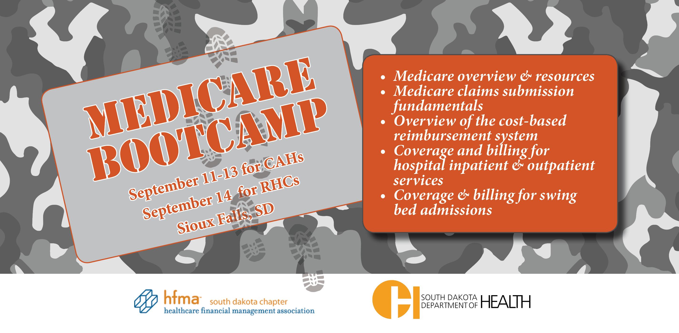 Medicare Bootcamp 2018