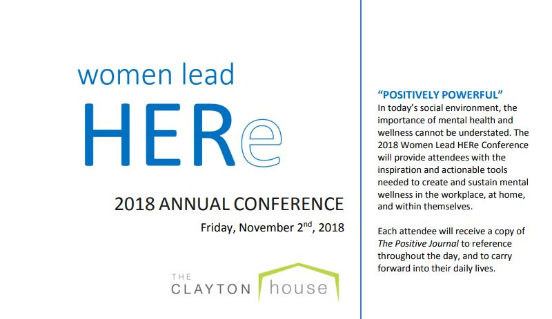 AzHFMA HERe Conference~ 6th Annual Women's Event @ The Clayton House | Scottsdale | Arizona | United States