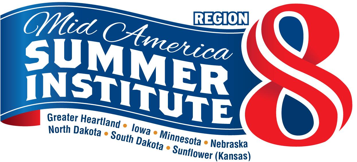 Region 8 logo 2018