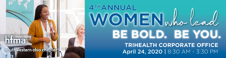 2019 - 2020 SWOH HFMA Women Who Lead – 4th Annual Event