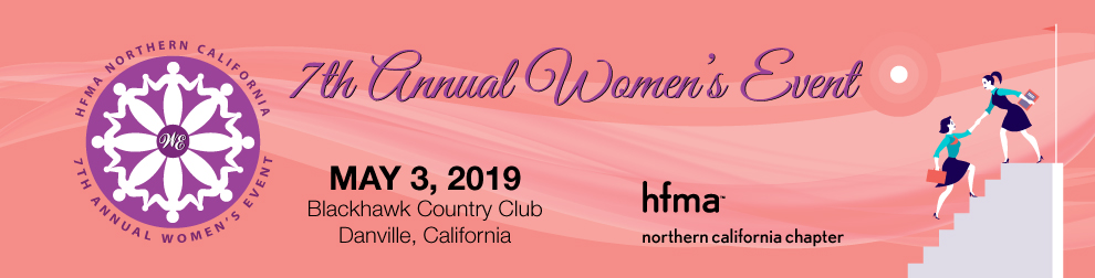 Northern California 7th Annual Women's Event Sponsorship Opportunities