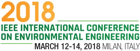 2018 IEEE International Conference on Environmental Engineering