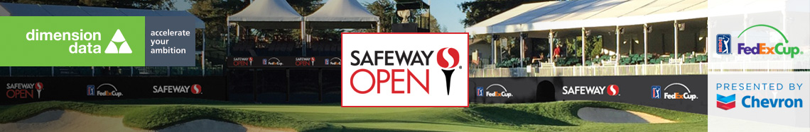 Dimension Data's Skybox at the 2017 Safeway Open Event